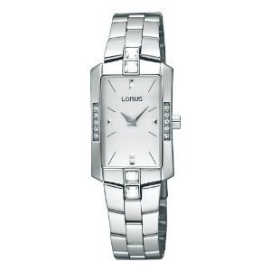 Lorus Ladies Analogue Metal Bracelet Strap Dress Watch RRW49DX9