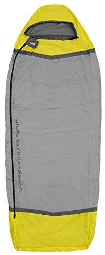 ALPS Mountaineering Sundown Rectangle Sleeping - Alps Rectangular Sleeping Bag Mountaineering