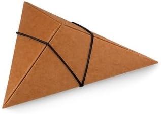 Selfpackaging Caja Triangular de cartón para Regalo joyería ...