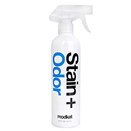 Modkat Stain + Odor Remover for Litter Boxes and Liners, Scent-Free, 16.9 -