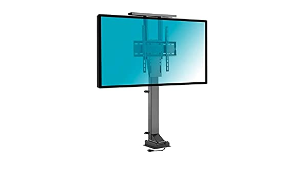 KIMEX 018-6044 Soporte de TV motorizado para televisor 32