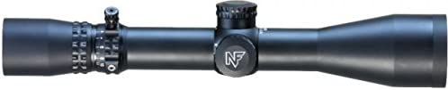 NightForce 2.5-10x42mm NXS Illuminated Compact Riflescope .1 Mil-Radian MOA w/ ZeroStop and Mil-R