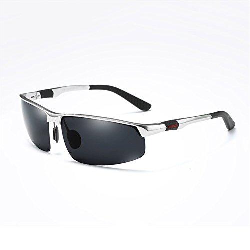 9 Gafas Sol QY Gafas Conducir De Gafas para De Hombre HD Deportivas Gafas 2 Polarizadas YQ Color wURq1axq