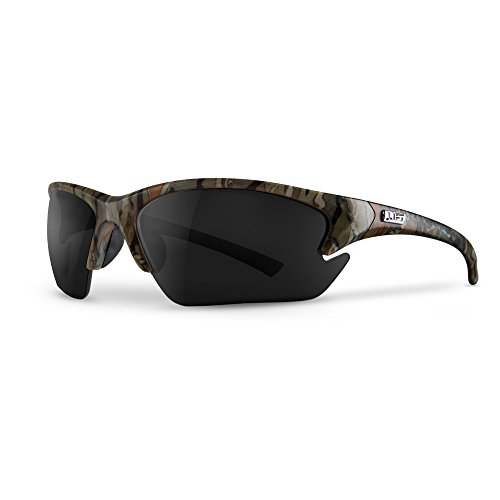 LIFT Safety Quest Safety Glasses (Camo Frame/Smoke ()