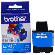 Inkjet 1840c (Brother LC41C InkJet Cartridge, Works for IntelliFax 1840c, IntelliFax 2440c, IntelliFax-1940CN, IntelliFax-2440C)