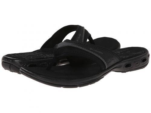 Columbia(コロンビア) レディース 女性用 シューズ 靴 サンダル Kambi(TM) Vent - Black/Shale [並行輸入品]