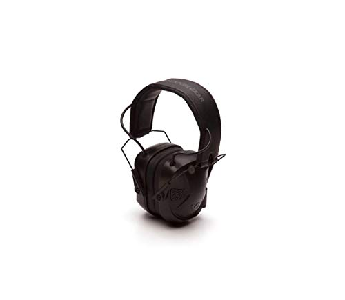 Venture Gear Amp BT Electronic Bluetooth Hearing Protection Earmuffs by Pyramex Safety