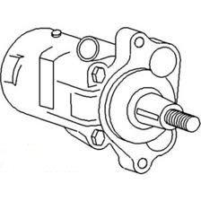 1696665M1 Power Steering Pump For Massey Ferguson 283 362 365