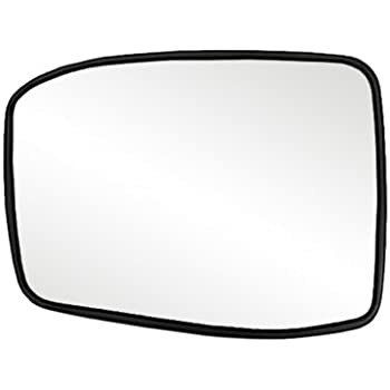 Mirror Glass Replacement Full Adhesive For 99-04 Odyssey Van Passenger Side