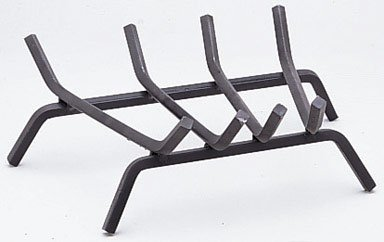 Steel Fireplace Grate (16055) by Vestal Manufacturing