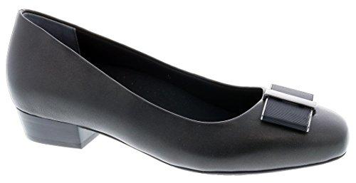 Ros Hommerson Twilight 74032 Women's Dress Shoe: Black 11 Wide (D) Slip-On