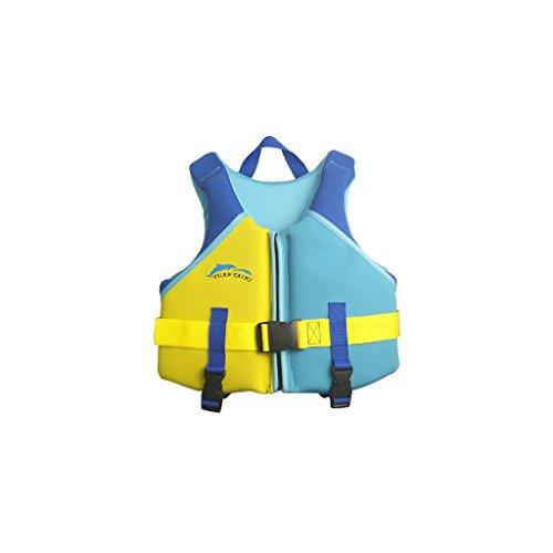 Swimwear Flotation (Hony Kids Flotation Swimsuit Buoyancy Swimwear Beach Suit Swim Vest)