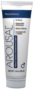 Arousal Natural Erection Enhancement Cream