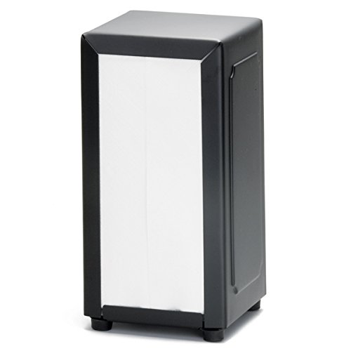 (Value Series 2212 Napkin Dispenser Red or Black Finish)