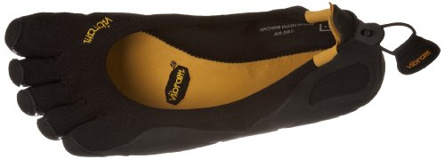 Vibram Mens Classic-M Running Shoe Black f9XaE