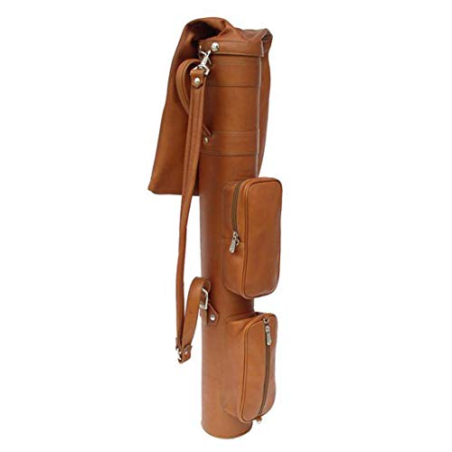 Piel Custom Personalized EXECUTIVE GOLF TRAVEL BAG