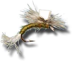Foam Post Emerger BWO Fly Fishing Fly