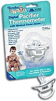 Digital Baby Pacifier Thermometer - 6