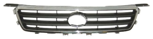 - OE Replacement Toyota Camry Grille Assembly (Partslink Number TO1200225)