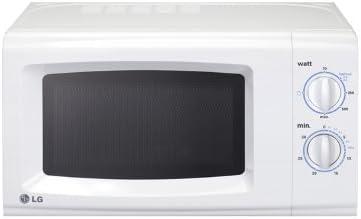 LG - Microondas Mb3921C, 19L, 700W, Grill, Blanco: Amazon.es: Hogar