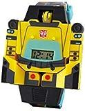 Transformer Bumblebee Watch Converts into Robot Boys Wrist Watch