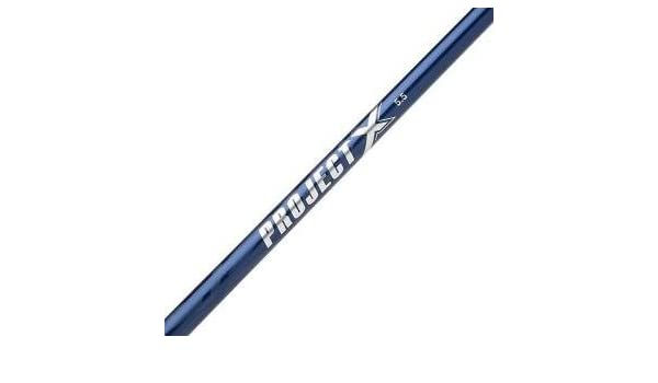 Proyecto X azul 5,5 firme Flex Graphite madera eje + ping ...