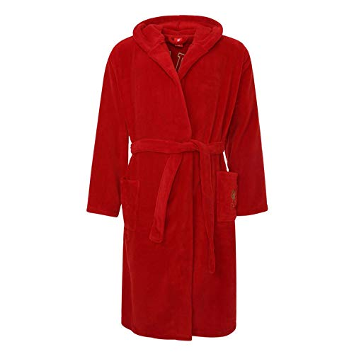 Liverpool FC Unisex Red Dressing Gown LFC Official
