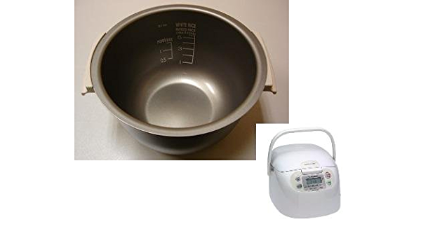 Zojirushi  Replacement Nonstick Inner Cooking Pan for NS-ZAC10 /& NS-ZCC10 ONLY