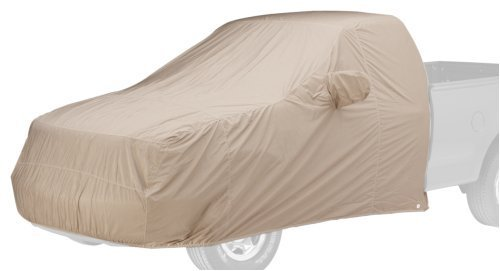 Covercraft Custom Fit Car Cover for Jaguar XKE (Dustop Fabric, Taupe) by Covercraft by Covercraft