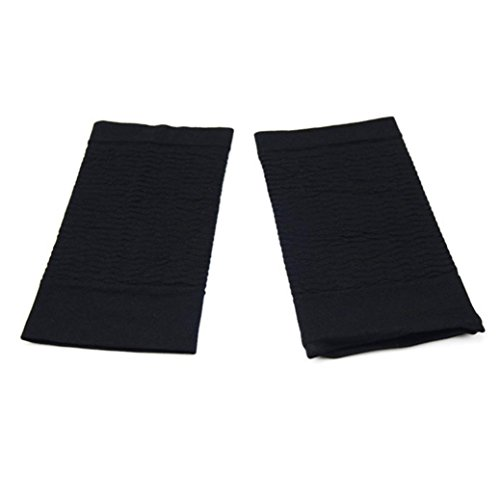 Wanshop 1 Pair Women Fat Burn Elastic Slimming Leg Socks, Massager...