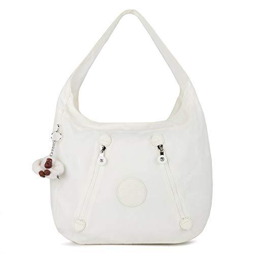 Kipling Londyn Shoulder Bag Alabaster 1