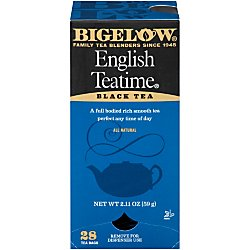 Bigelow Tea, English Teatime Tea 28 / Box