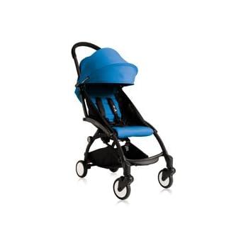 Amazon Com Babyzen Yoyo Stroller Black Blue