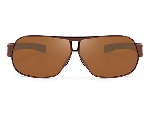 Huyizhi de para de los clásicas la pesca conducen hombres las mujeres gafas polarizadas Gafas viajar Brown sol sol de de de Guay que Light rFqxpwnr