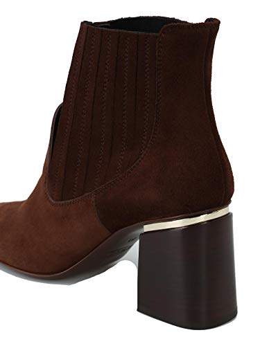 Suède Xxw11b0aa40re0s611 Marron Tod's Bottines Femme qtXS5wxnPv