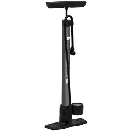 Bell Air Glide High Pressure Floor Pump with Gauge