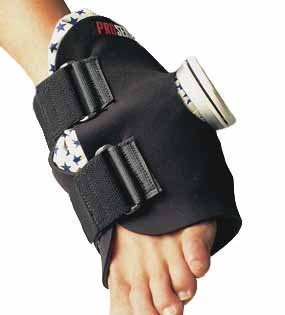 Pro Series Double Ice Ankle Wrap by Pro (Pro Ice Series)