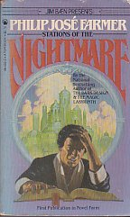 book cover of Stations of the Nightmare