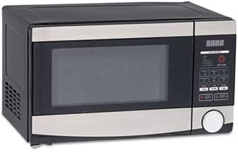 Avanti OCRB34W 1.3 Cubic Foot Convection Oven with 2 Cooktop Burners