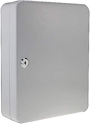 Dljyy Clave Gabinete de Bloqueo Caja de Llaves, Cajas de Claves montado en la Pared Interior,