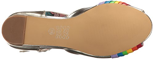 Iron Fist Over It Sandal - Plataforma Mujer Oro (Gold)