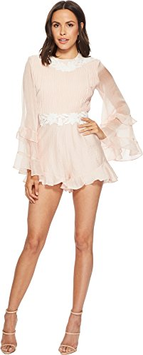 Keepsake The Label Women's All Mine Playsuit Shell Large