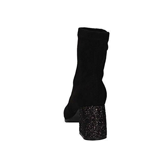EXE V564-G1068-B Black Stiefeletten Frau Schwarz