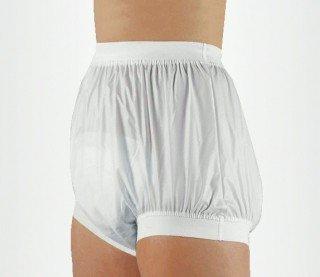 Suprima Inkontinenz PVC-Slip Schupfform Art. 1-218-001 (unisex) - Gr. 54 - weiss
