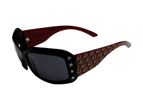 Sunglasses Redskins Washington (Siskiyou NFL Washington Redskins Women's Designer Sunglasses)