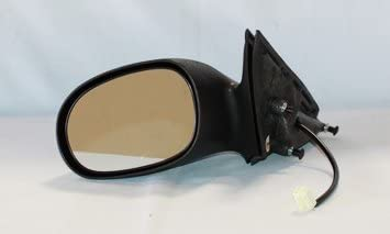 TYC 3780132 Stratus Driver Side Non-Folding Power Non-Heated Replacement Mirror