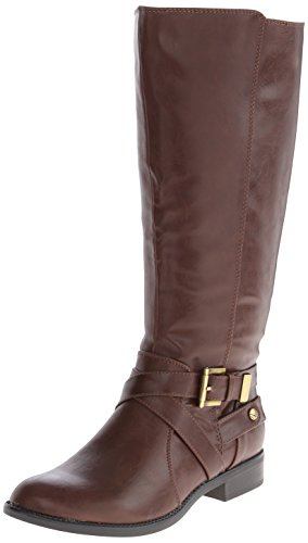 Lifestride Women's Racey Wide Calf Riding Boots  - 10.0 M