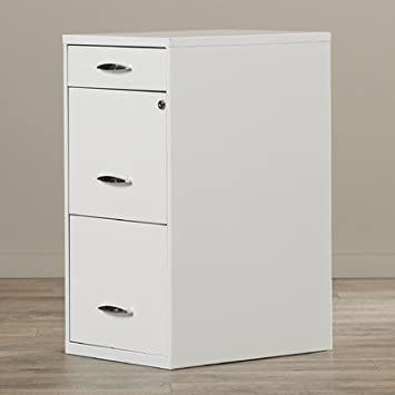 Amazon.com : Steel 3 Drawer Filing Cabinet : Office Products