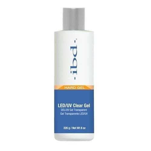 Tips Ibd Clear (IBD LED/UV Gels Clear, 8 oz)