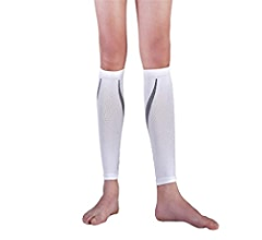 Amazon.com: EUIHG Unisex Women Men Compression Socks Graduated Ankle Length Calf Leg Support Socks Meias Meia Popsocket Calcetines Black: Sports & Outdoors